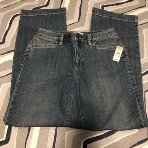 🥑 NWT! Talbots jeans 👖 Size 4 Petite